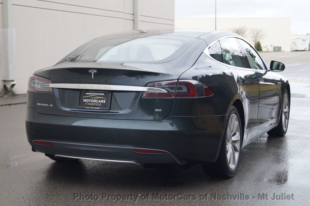 2013 Tesla Model S 4dr Sedan - 18481886 - 8