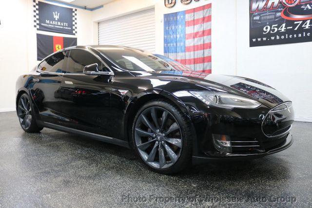 2013 Tesla Model S 4dr Sedan Performance - 18390473 - 0