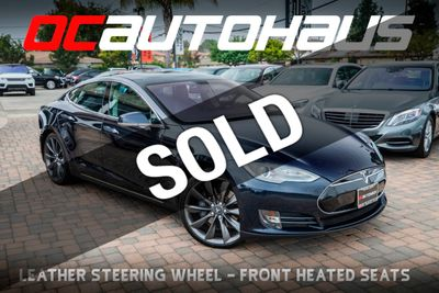 Used Tesla Model S Westminster Ca
