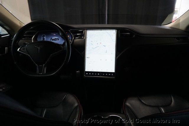 2013 Tesla Model S P85 - Click to see full-size photo viewer