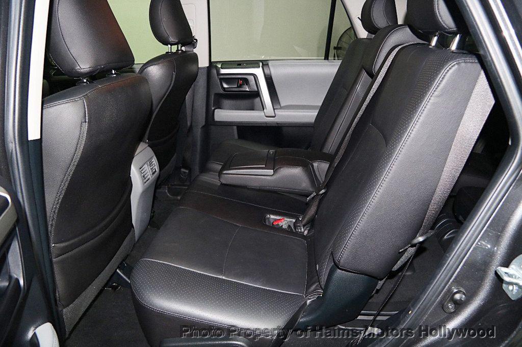 2013 Toyota 4Runner RWD 4dr V6 SR5 - 18524518 - 17