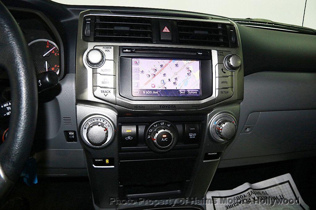 2013 Toyota 4Runner RWD 4dr V6 SR5 - 18524518 - 22