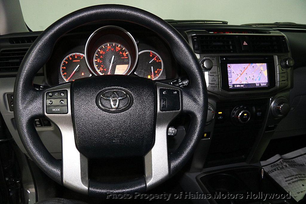 2013 Toyota 4Runner RWD 4dr V6 SR5 - 18524518 - 31