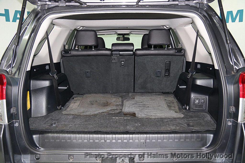 2013 Toyota 4Runner RWD 4dr V6 SR5 - 18524518 - 8