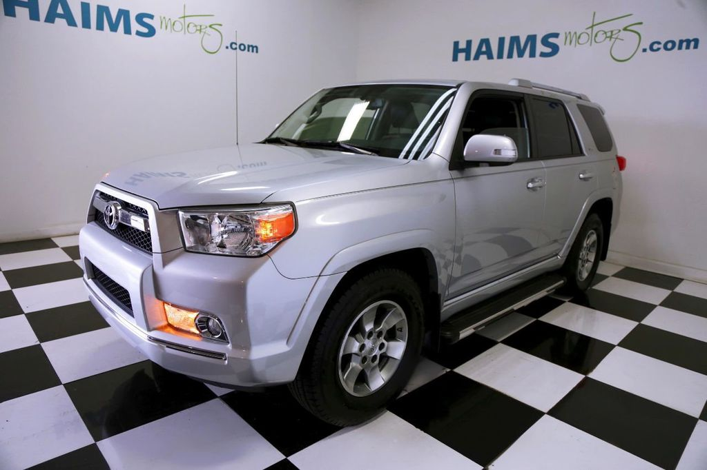 2013 used toyota 4runner rwd 4dr v6 sr5 at haims motors serving fort lauderdale hollywood. Black Bedroom Furniture Sets. Home Design Ideas
