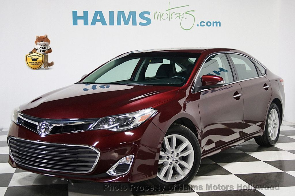 2013 Toyota Avalon 4dr Sedan XLE - 16767933 - 0