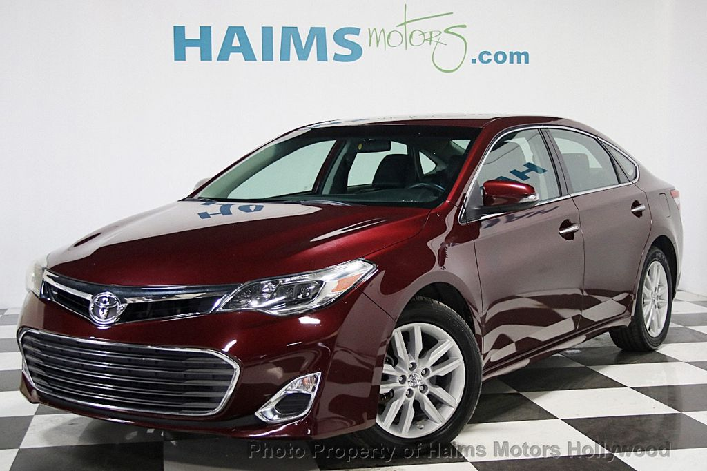 2013 Toyota Avalon 4dr Sedan XLE - 16767933 - 1