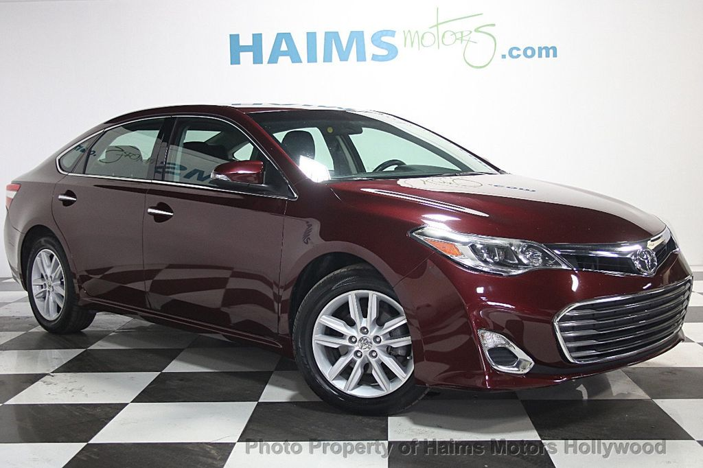 2013 Toyota Avalon 4dr Sedan XLE - 16767933 - 3
