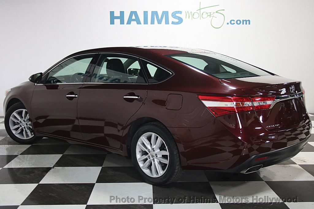 2013 Toyota Avalon 4dr Sedan XLE - 16767933 - 4