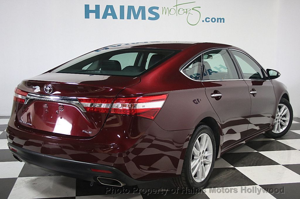2013 Toyota Avalon 4dr Sedan XLE - 16767933 - 6