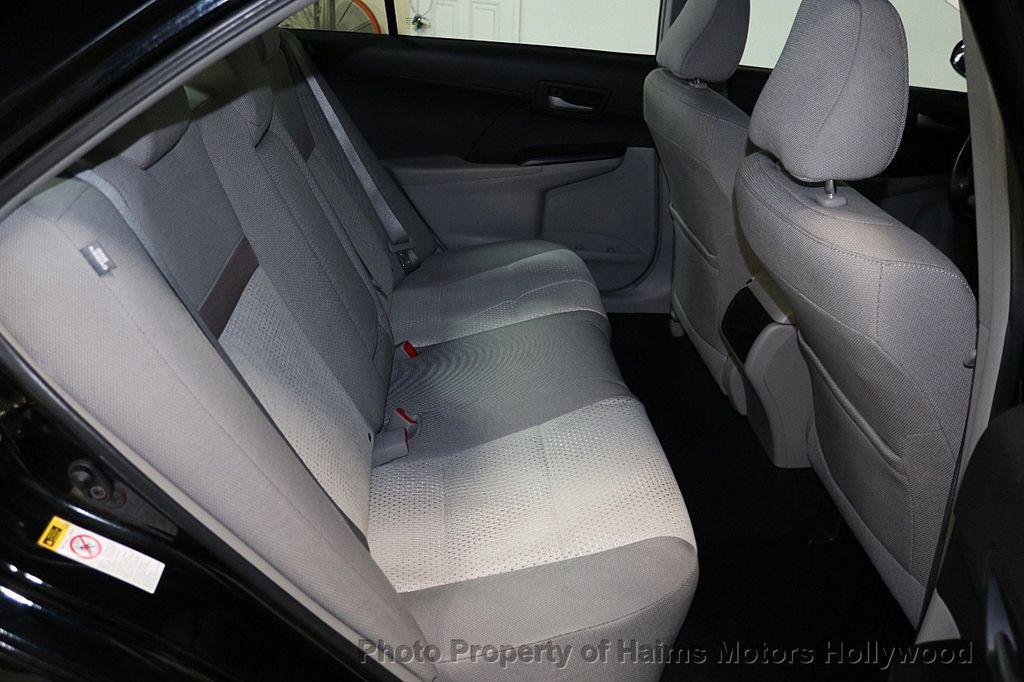2013 Toyota Camry 4dr Sedan I4 Automatic LE - 17518575 - 14