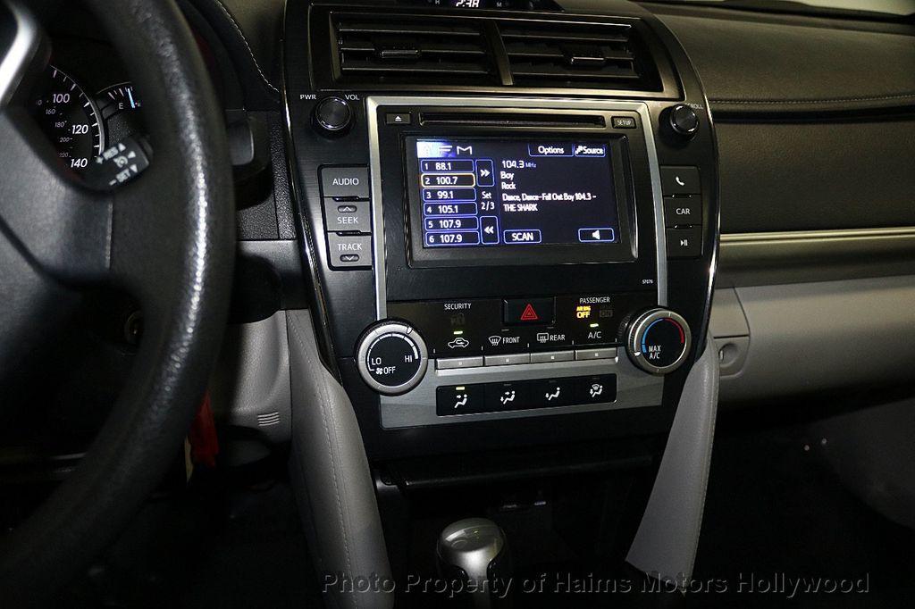 2013 Toyota Camry 4dr Sedan I4 Automatic LE - 17518575 - 18