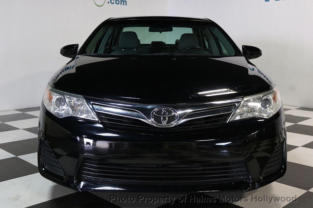 2013 Toyota Camry 4dr Sedan I4 Automatic LE - 17518575 - 2