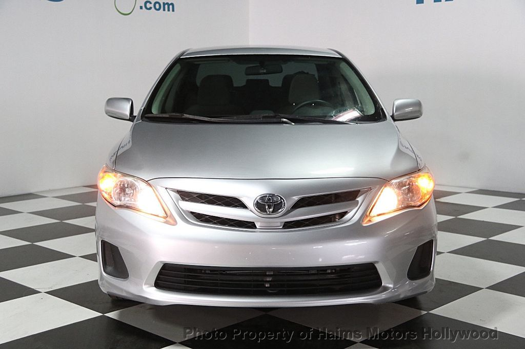 2013 Used Toyota Corolla At Haims Motors Serving Fort