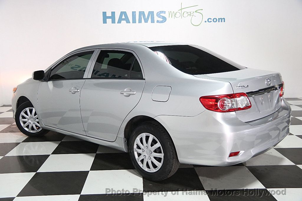 2013 used toyota corolla at haims motors hollywood serving fort lauderdale hollywood pompano. Black Bedroom Furniture Sets. Home Design Ideas