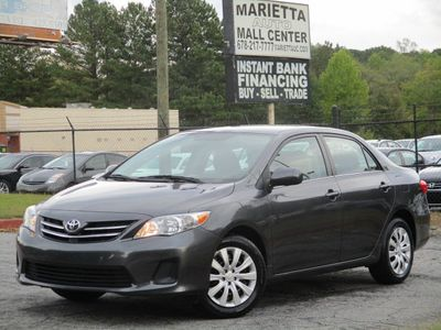 2013 Toyota Corolla 4dr Sedan Automatic LE - Click to see full-size photo viewer