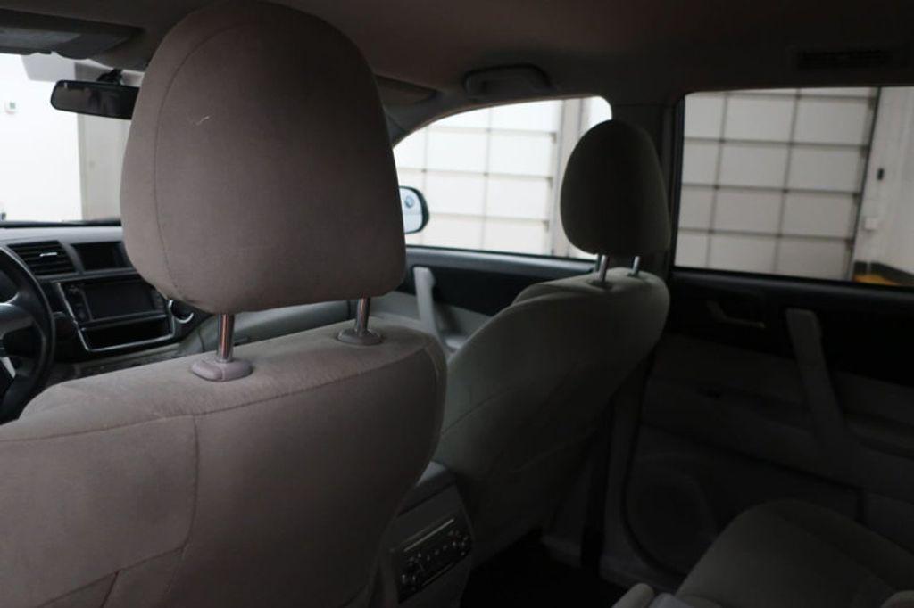 2013 Toyota Highlander 4DR FWD V6 XLE - 17198702 - 23