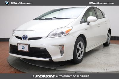2013 Toyota Prius 5dr Hatchback Three - Click to see full-size photo viewer