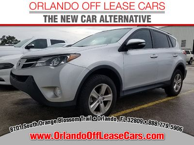 2013 Toyota RAV4 FWD 4dr XLE - Click to see full-size photo viewer