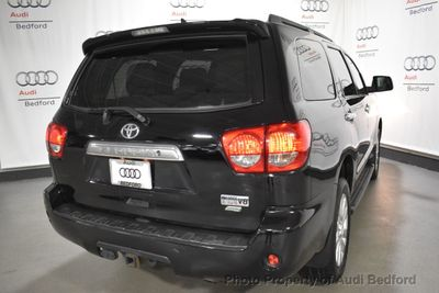 2013 Toyota Sequoia 4WD 5.7L FFV Platinum SUV - Click to see full-size photo viewer