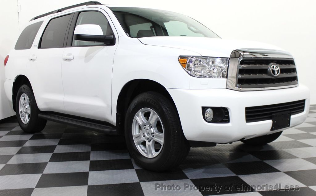 2013 used toyota sequoia certified sequoia sr5 4wd 7. Black Bedroom Furniture Sets. Home Design Ideas