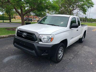 2013 Toyota Tacoma 2WD Access Cab I4 MT Truck