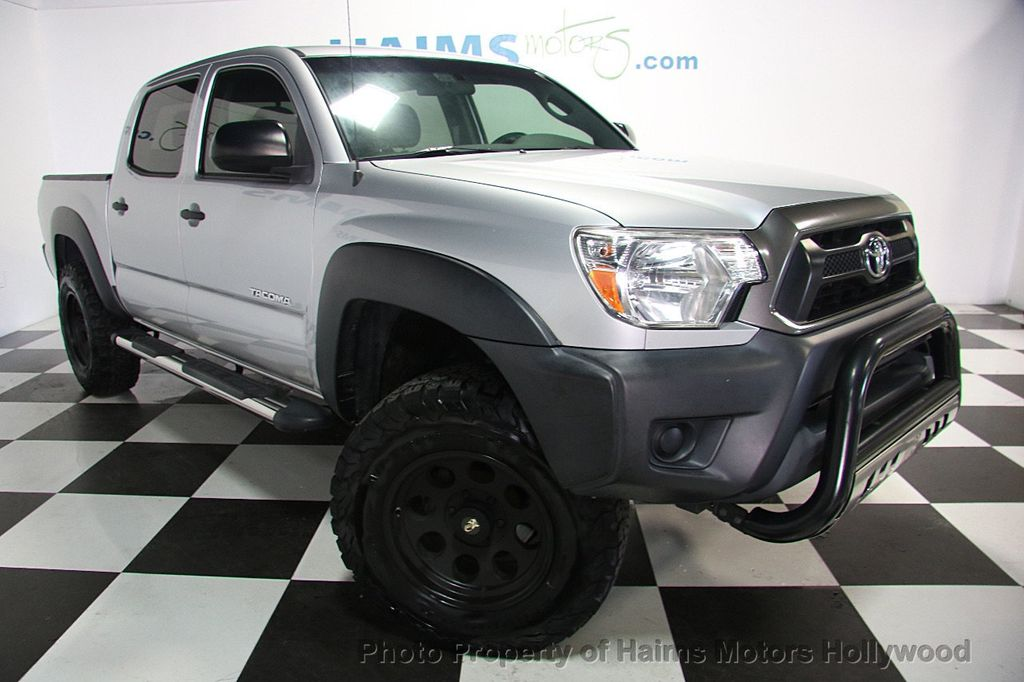 2013 Toyota Tacoma 2WD Double Cab I4 Automatic PreRunner   16686962   2