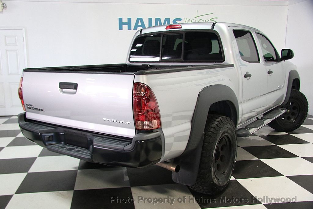 Toyota Hollywood Fl >> 2013 Used Toyota Tacoma 2WD Double Cab I4 Automatic PreRunner at Haims Motors Serving Fort ...