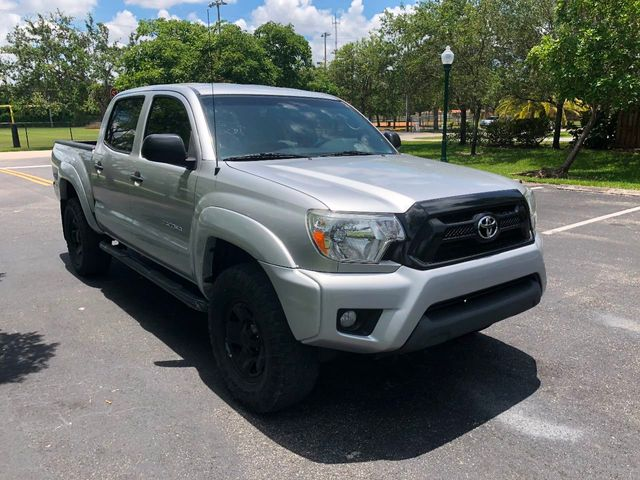 2013 Toyota Tacoma 2WD Double Cab V6 Automatic PreRunner - Click to see full-size photo viewer