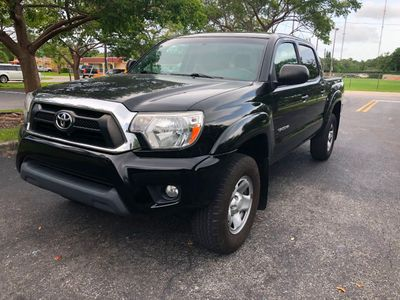 2013 Toyota Tacoma 2WD Double Cab V6 Automatic PreRunner Truck