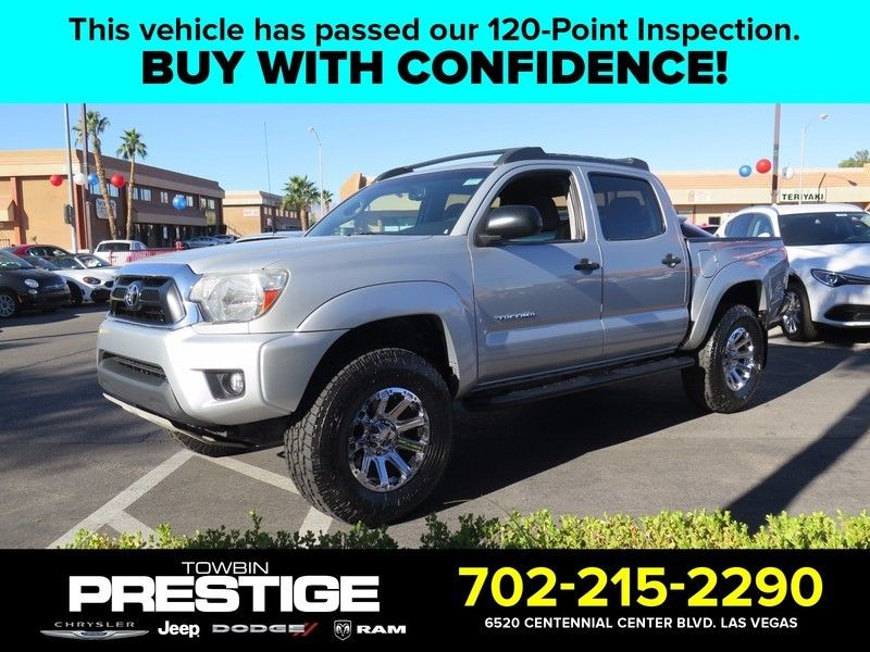 2013 Toyota Tacoma 2WD Double Cab V6 Automatic PreRunner - 17002645 - 0