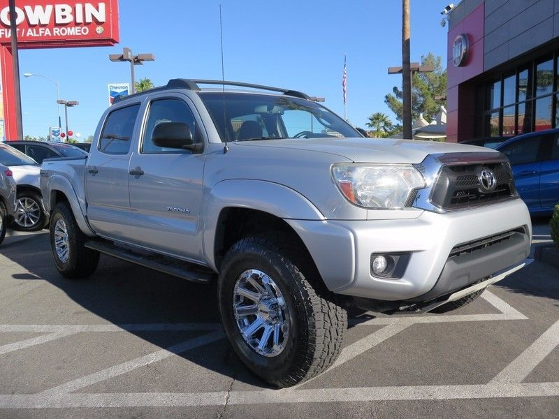 2013 Toyota Tacoma 2WD Double Cab V6 Automatic PreRunner - 17002645 - 2
