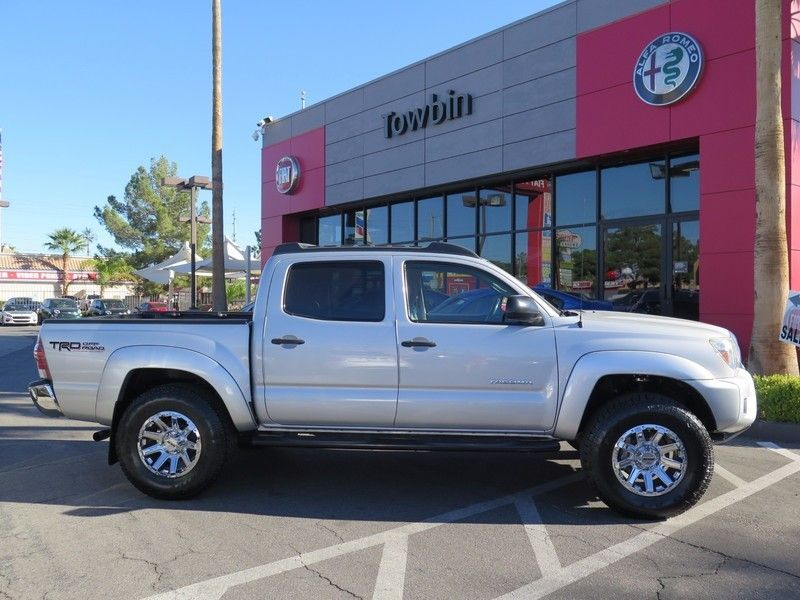 2013 Toyota Tacoma 2WD Double Cab V6 Automatic PreRunner - 17002645 - 3