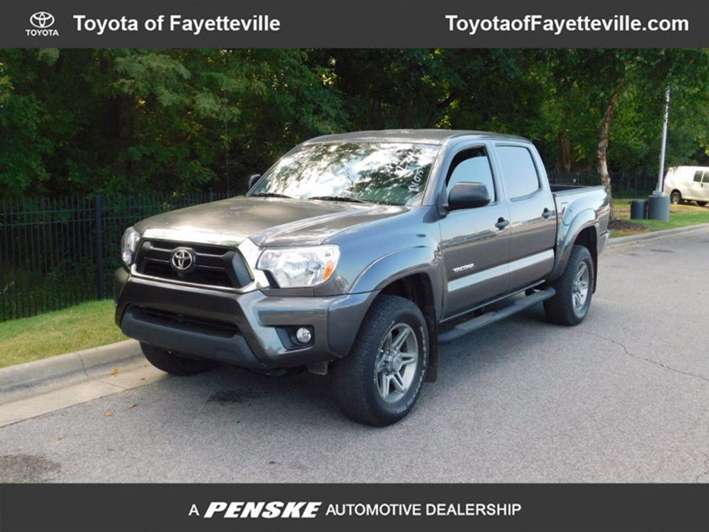 Dealer Video - 2013 Toyota Tacoma 4WD Double Cab V6 Automatic - 16656051