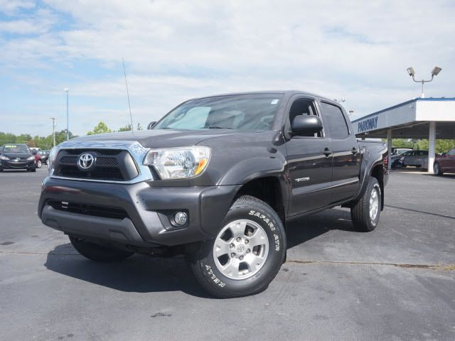 2013 Toyota Tacoma Base Trim - 13720916 - 0