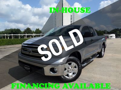 2013 Toyota Tundra 2013 Toyota Tundra SR5 Double Cab, A/T, Clean Truck, 95k Miles