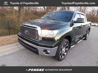 2013 Toyota Tundra CrewMax 4.6L V8 6-Spd AT (Natl) Truck