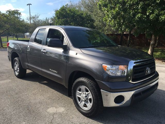 Amazing 2013 Toyota Tundra Double Cab 4.0L V6 5 Spd AT (Natl)
