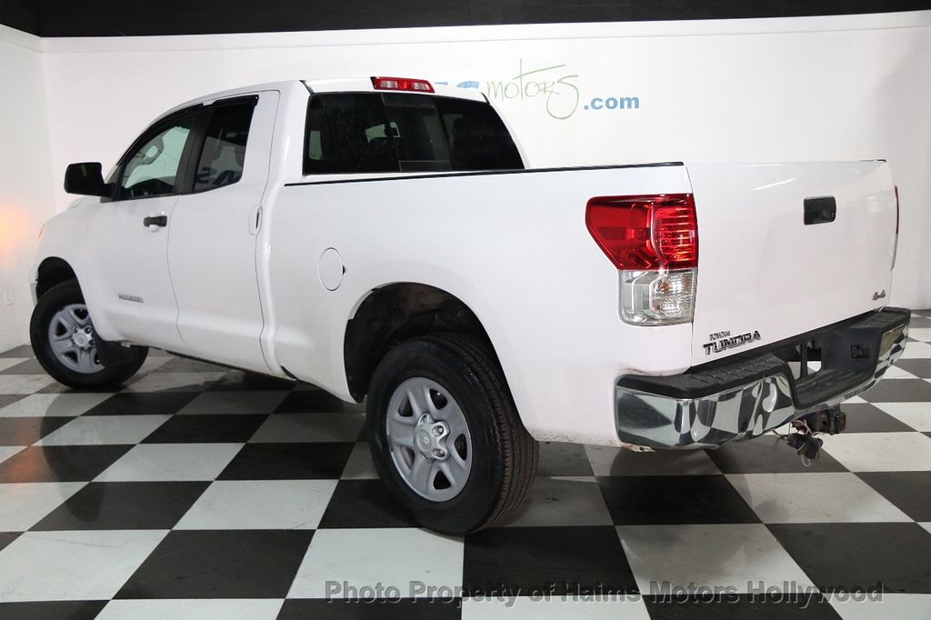 2013 Toyota Tundra Double Cab 4.6L V8 6-Spd AT (GS) - 16132403 - 3