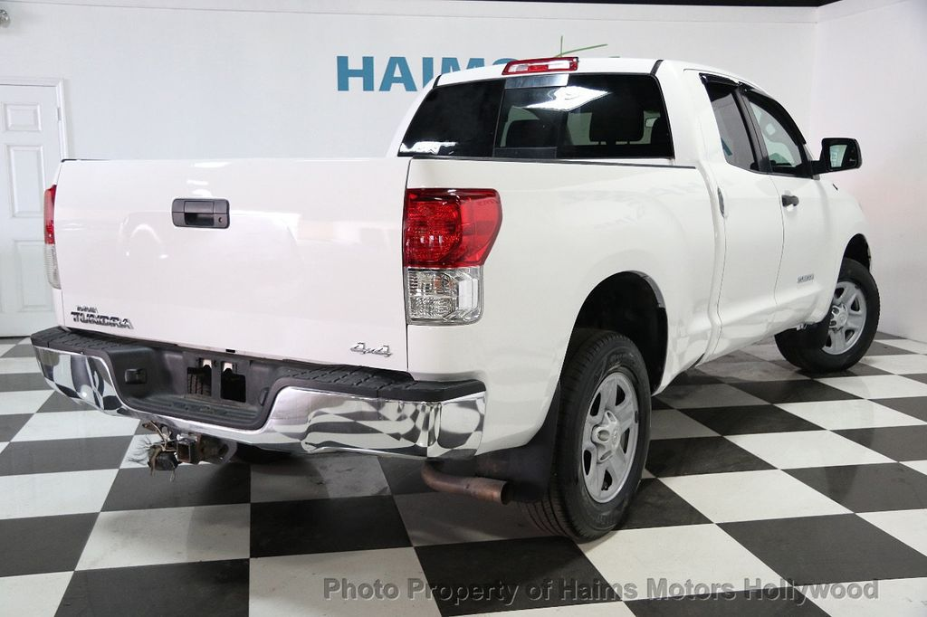 2013 Toyota Tundra Double Cab 4.6L V8 6-Spd AT (GS) - 16132403 - 5