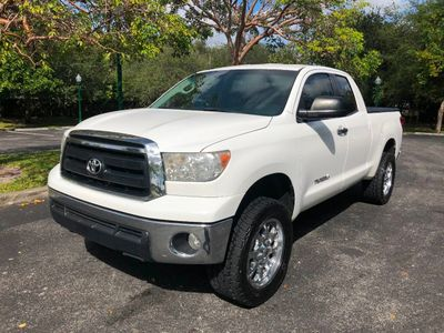2013 Toyota Tundra Double Cab 4.6L V8 6-Spd AT (Natl) Truck