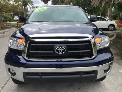 2013 Toyota Tundra Double Cab 5.7L V8 6-Spd AT (Natl) - Click to see full-size photo viewer
