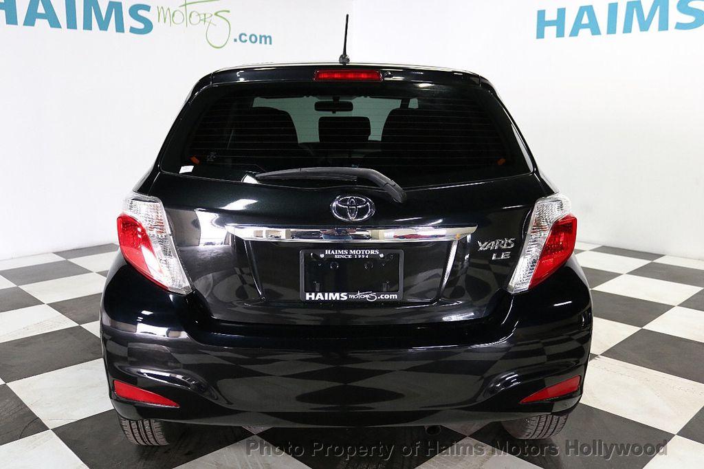 2013 Toyota Yaris 3dr Liftback Automatic LE - 18211099 - 5