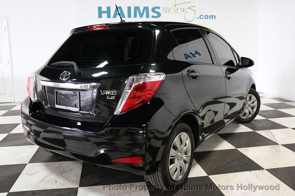 2013 Toyota Yaris 3dr Liftback Automatic LE - 18211099 - 6