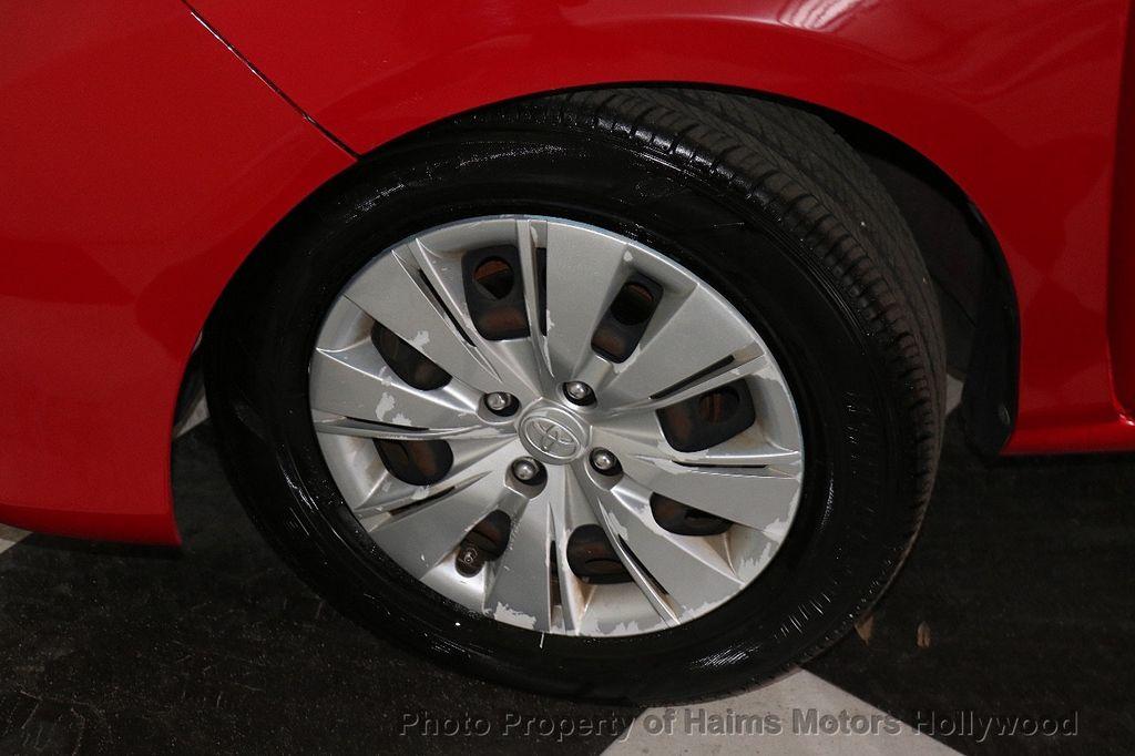 2013 Toyota Yaris 3dr Liftback Automatic LE - 18692695 - 27
