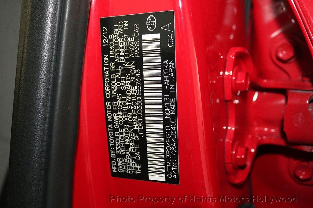 2013 Toyota Yaris 3dr Liftback Automatic LE - 18692695 - 29