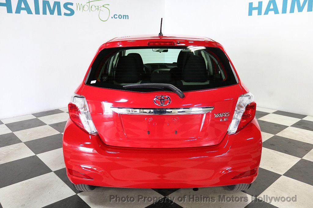 2013 Toyota Yaris 3dr Liftback Automatic LE - 18692695 - 5
