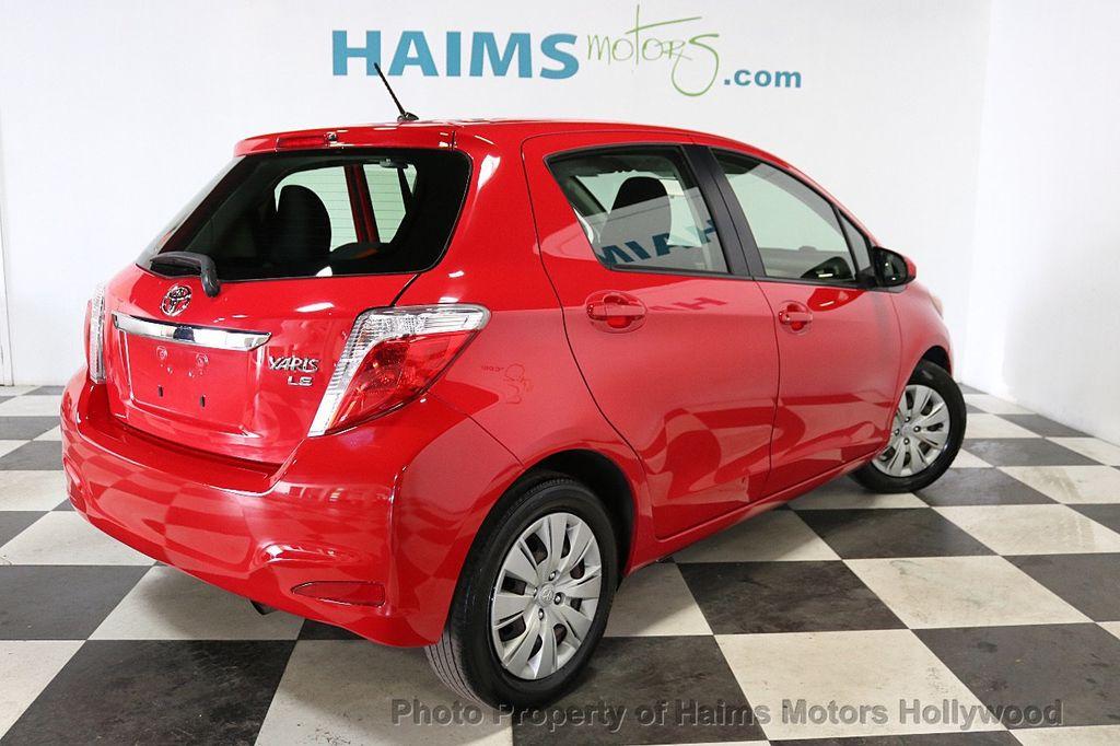 2013 Toyota Yaris 3dr Liftback Automatic LE - 18692695 - 6
