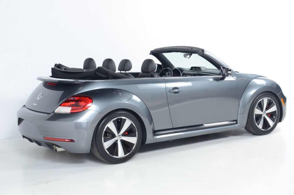2013 Volkswagen Beetle Convertible 2.0 TURBO CONVERTIBLE-NAVIGATION-HEATED LEATHER-FENDER AUDIO - 17148642 - 21