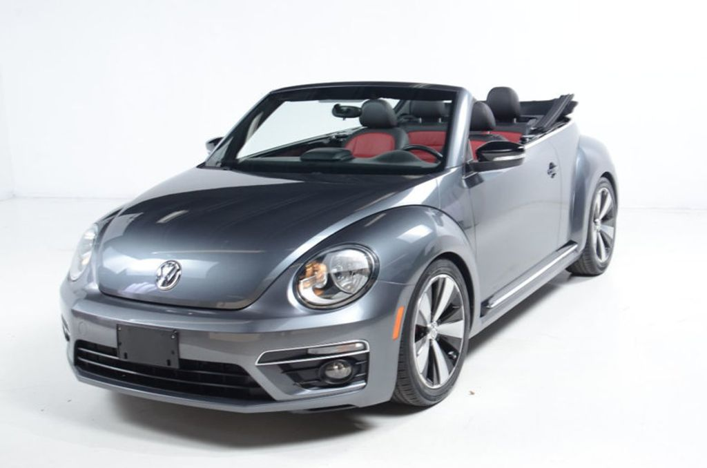 2013 Volkswagen Beetle Convertible 2.0 TURBO CONVERTIBLE-NAVIGATION-HEATED LEATHER-FENDER AUDIO - 17148642 - 3